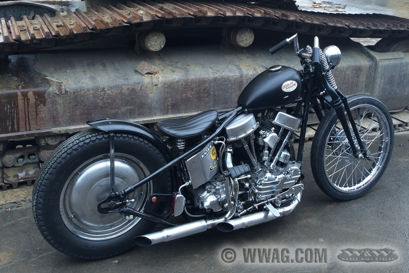 Harley Davidson Sportster Custom Wheels