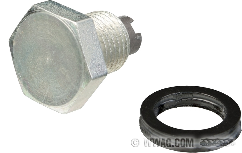 W&W Cycles - Primary > Drain Plugs OEM Replacement