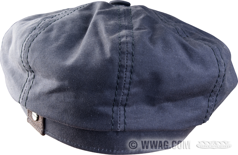 7f0e3351 W&W Cycles - Apparel and Helmets > Stetson Hatteras Waxed Cotton Caps