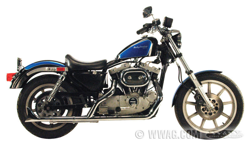 W&W Cycles - Exhaust > Paughco 2-1 Header Pipes