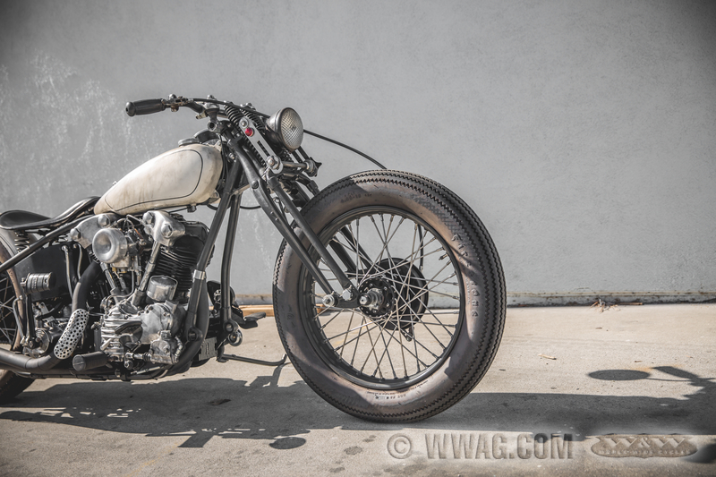 W&W Cycles - Fork > Cannonball I-Beam Springer Forks