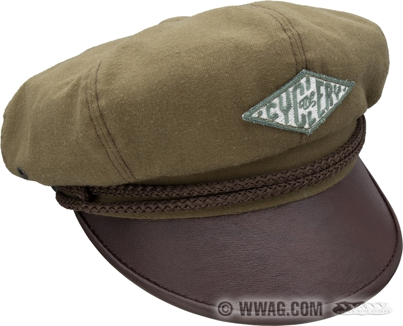 e07e128a W&W Cycles - Apparel and Helmets > The Cyclery Vintage Rider Caps