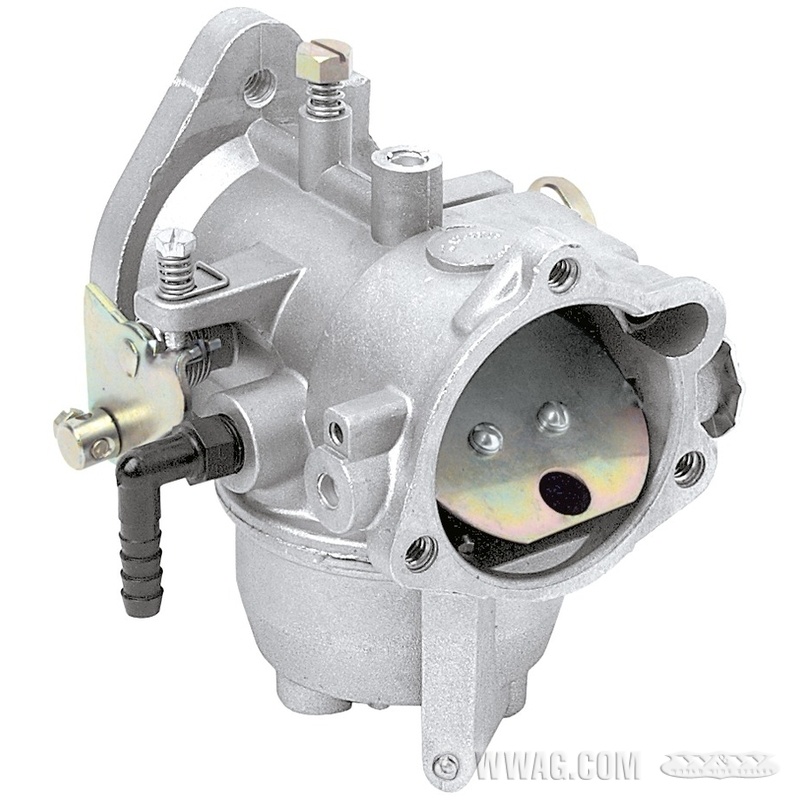 W&W Cycles - Carburetor and Injection > Bendix 38 mm Carburetors