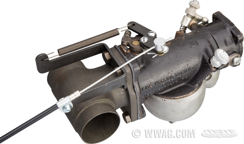 W&W Cycles - Carburetor and Injection > Bates Throttle ...