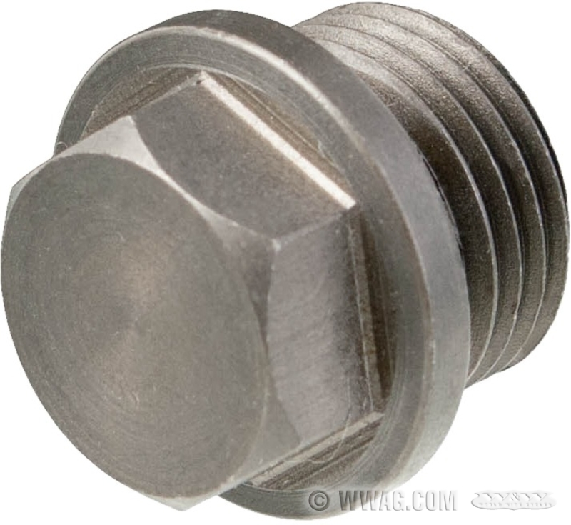W&W Cycles - Engine > Timing Hole and Oil Drain Plugs OEM Replacement