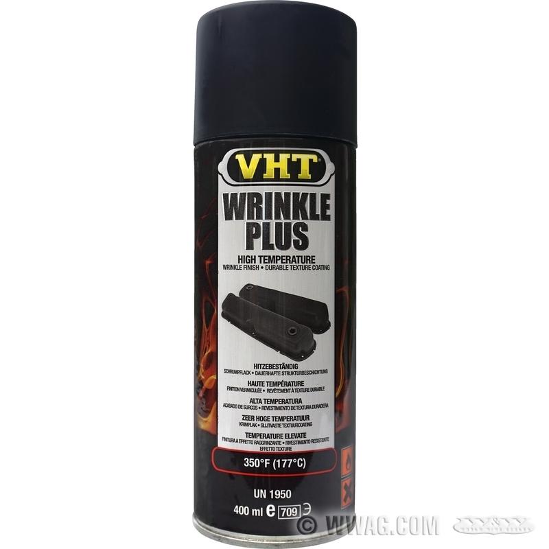 W&W Cycles  Öle und andere Chemieprodukte > VHT Wrinkle