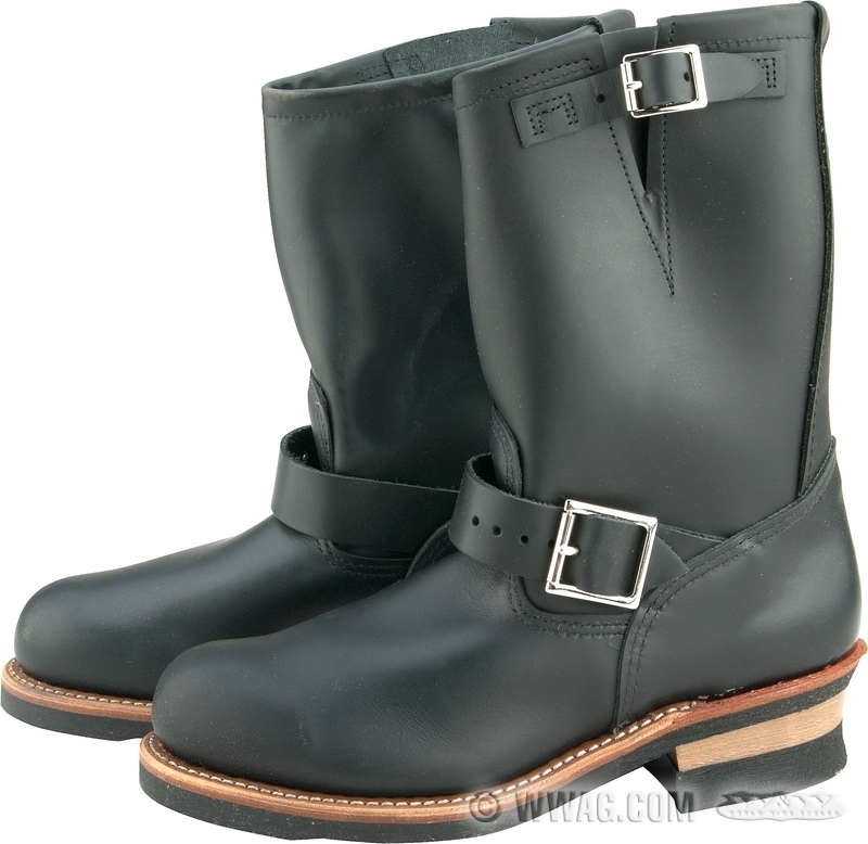 W&W Cycles - Bekleidung, Schuhe und Helme > Red Wing 2268 Engineer ...