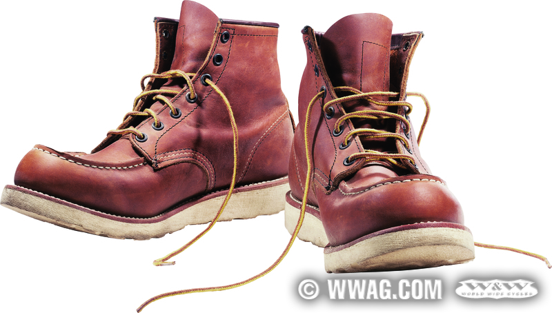 a6a91900794 W W Cycles - Bekleidung und Helme   Red Wing 875 Classic Moc Boots