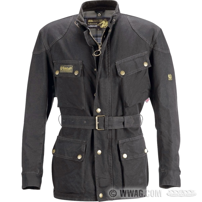 bffe292778 W&W Cycles - Apparel and Helmets > Belstaff Che Guevara Jacket