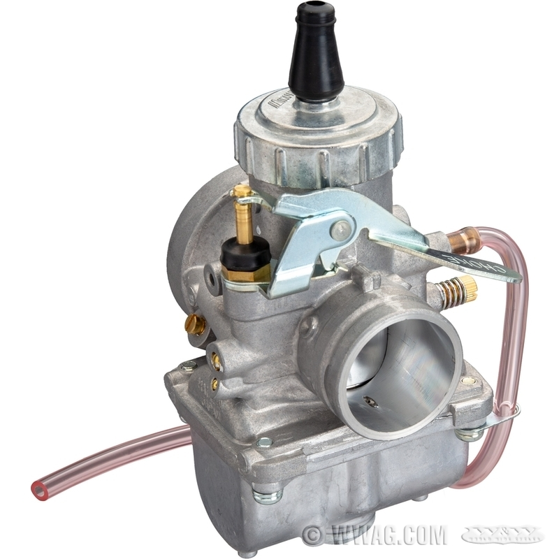 W&W Cycles - Carburetor and Injection > Mikuni VM 34