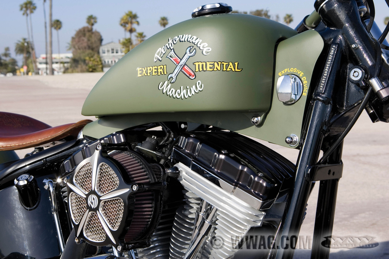 W&W Cycles - Carburetor and Injection > RSD Venturi Speed 5