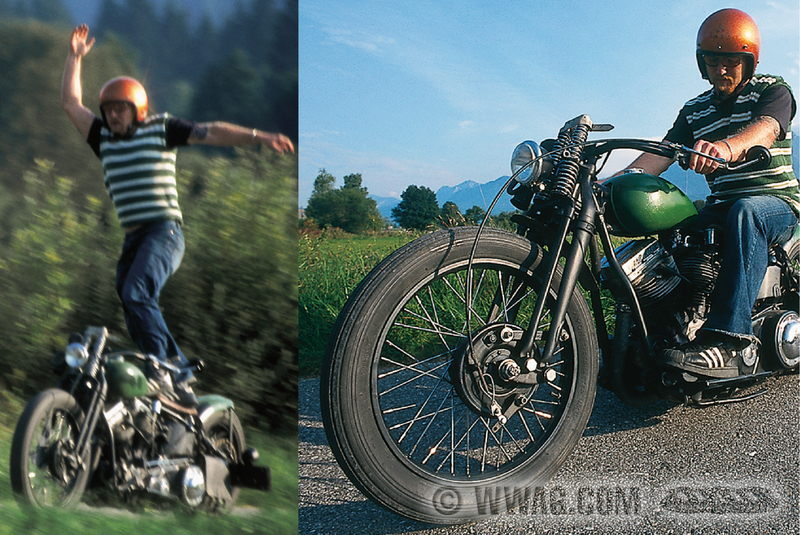 W&W Cycles - Vintage Style Forks Special
