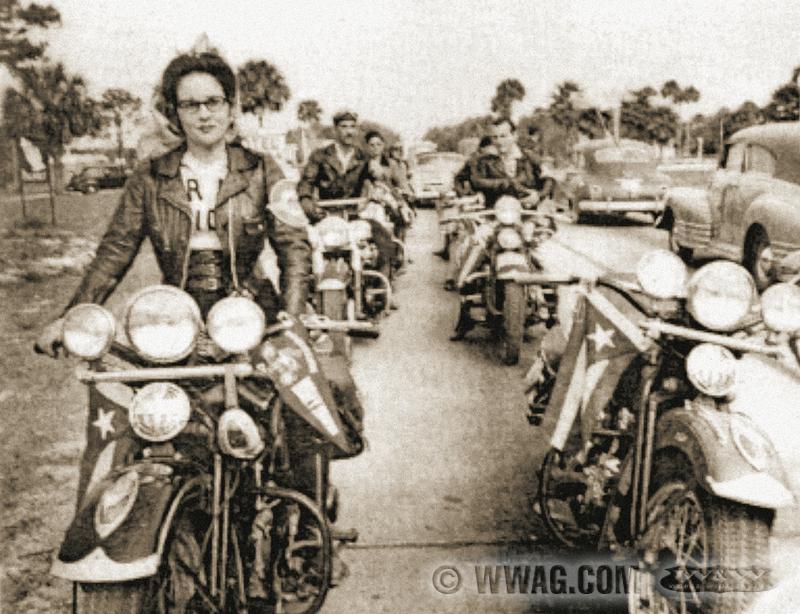 Vieilles photos (pour ceux qui aiment les anciennes photos de bikers ou autre......) - Page 9 63310