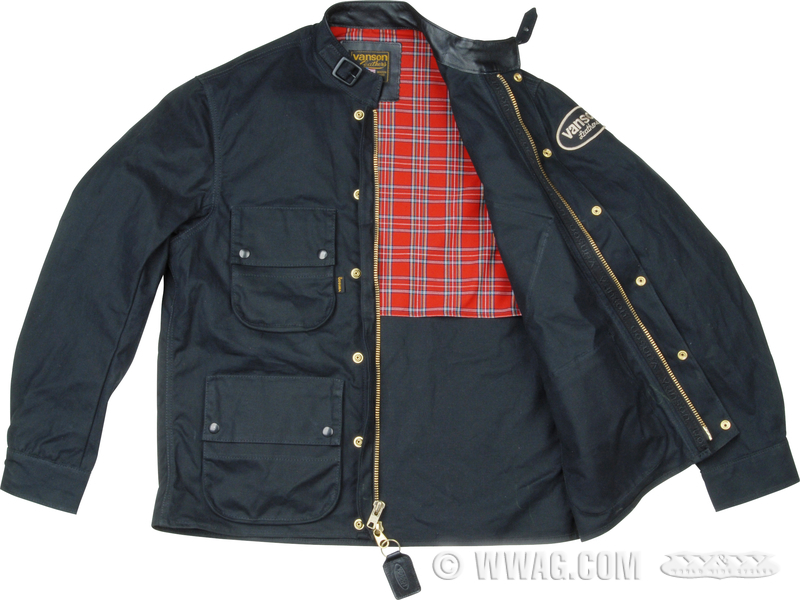 ee3a14dc8 W&W Cycles - Apparel and Helmets > Vanson Stormer Jacket