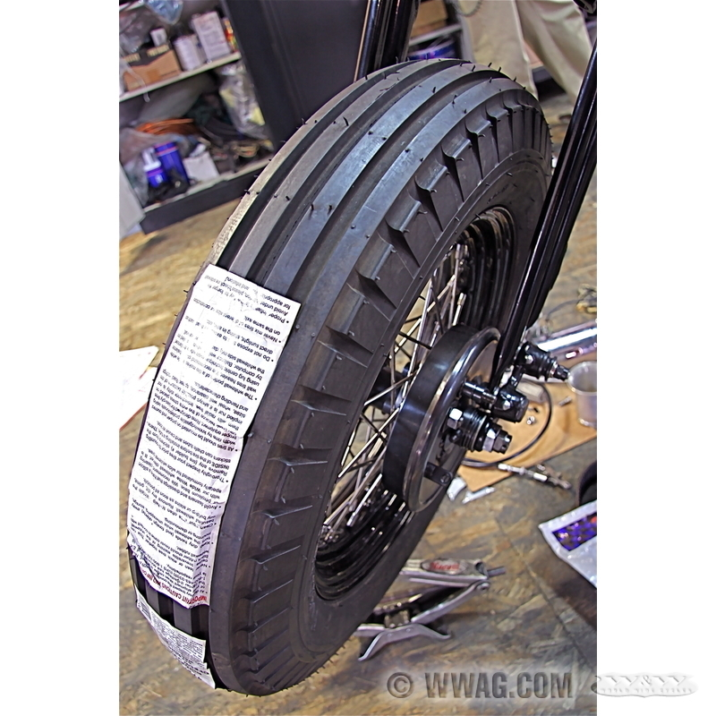 Avon Motorcycle Tires >> W&W Cycles - Wheels > Coker Firestone Ribbed Tires