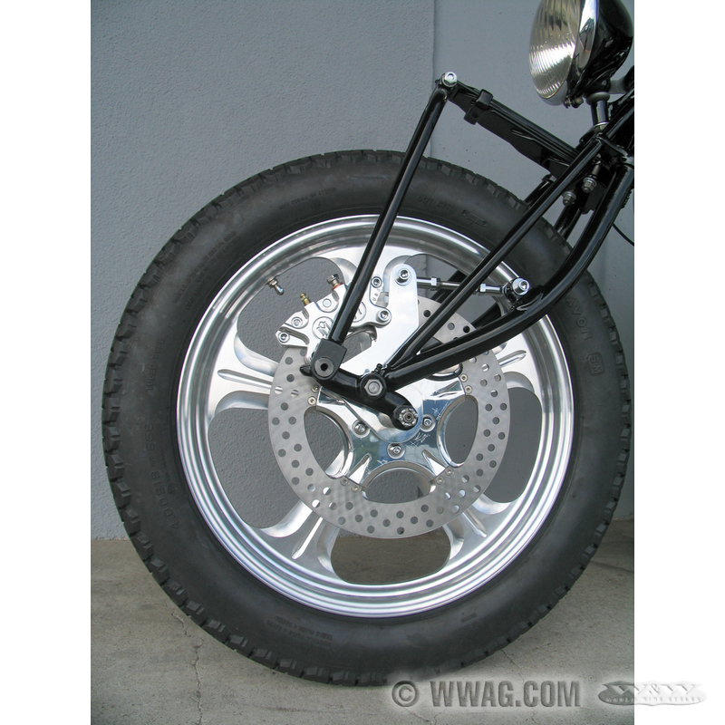 W&W Cycles - Gabel > Cannonball Blattfedergabeln