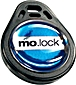 Replacement key for motogadget m.Lock Ignition Switch