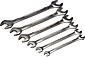 Bahco Dual Open End Wrench Sets Metric