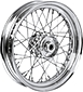 "Wheels with Wide Hub for Drum Brake ""FL/FX 1967-72""-Type and Drop Center Steel Rim"