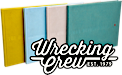 Wrecking Crew Merchandising