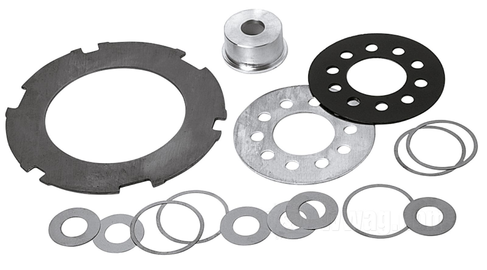 Tamer Style Clutch Hub Retainer Kit for Harley Davidson by V-Twin