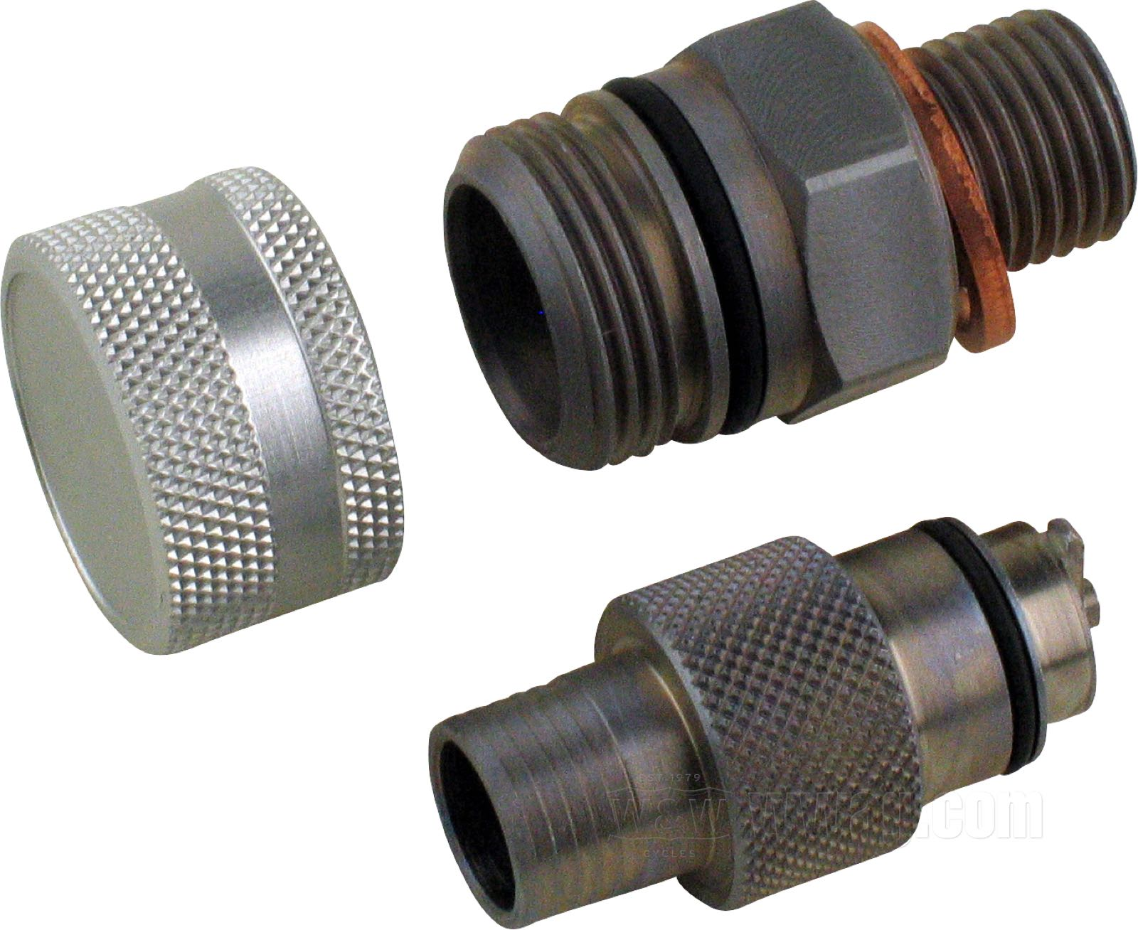de acero. Stahlbus Tap/ón de V/álvula de drenaje de aceite