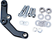 "Front Caliper Brackets 11.5"" 2000→ Sportster, FX and Softail"