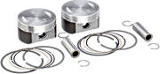 Screamin' Eagle Big Bore Pistons for Twin Cam 88