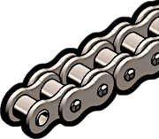 Secondary Chains 530 (OEM Replacement)