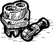 Tappet Guides and Tappets