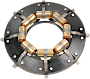 T.P.P. Centrifugal Weight Assisted Clutch Pressure Plate