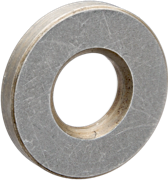 Individual Thrust Washers for Breather Valves