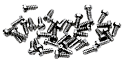 Screws for Rocker Arm Covers Knucklehead 1939-1947