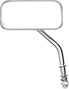 Mini Rear View Mirrors Rectangular
