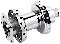 "Wide Single Flange Front Hub ""FXWG/FXST 1984-99""-Type"