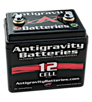 Baterías 12 V de iones de litio Antigravity Small Case