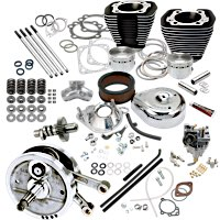 S&S Hot Set-up Kit pour Big Twin Evo