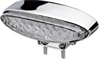 Lizard Eye LED Taillights with Housing