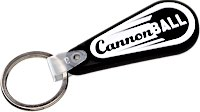 Cannonball Key Fobs