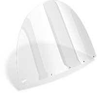 Replacement Shields Upper/Lower for OEM Windshields