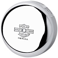 "Nostalgic 8"" Air Cleaner Cover"