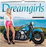 Calendario Dreamgirls de Starwest 2020