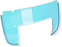 Replacement Shields Upper/Lower for NC Windshields