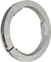 The Cyclery Brake Drum Cooling Rings for W Solo Models