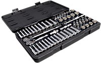 "GearWrench Ratchet and Socket Sets 3/8"" SAE/Metric"