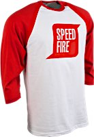 SpeedFire Baseball Shirts