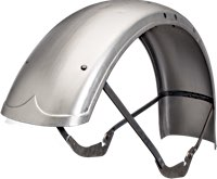 The Cyclery Military Front Fenders for 45cui Models