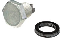 Magnetic Drain Plugs for Transmission, Primary Housing and Oiltank OEM Replacement