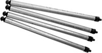 Bender Cycle Pushrods for Panhead and Shovelhead