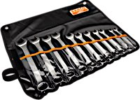 Bahco Combination Wrench Sets SAE